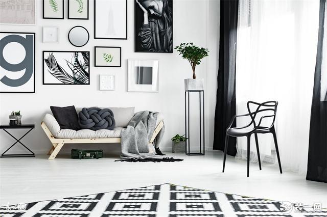 现代风格新万博manbetx下载地毯如何选购?地毯怎样搭配才好看?